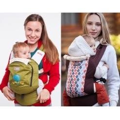 Эрго-рюкзаки ТМ Love&Carry